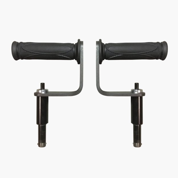 Cascade Rotating Vertical Handles for Climber