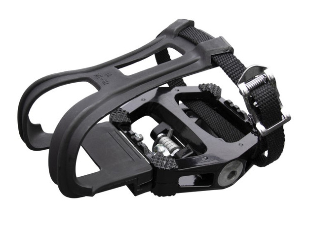 Stages Dual Sided Standard Pedals Indoor Cycle Spin Bike