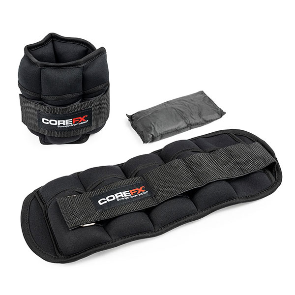 CoreFX Adjustable Ankle Wrist Weights