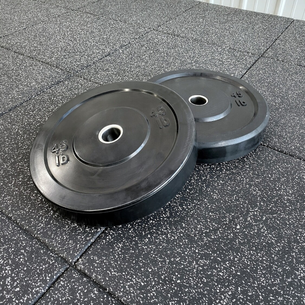 Dynamic Fitness and Strength Bumper Weight Plates